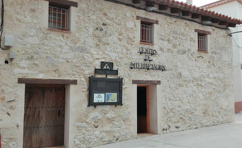 edificio centro de visitantes